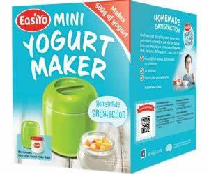Joghurtbereiter My Yo : easiyo mini yogurt maker ab 22 59 preisvergleich bei ~ Markanthonyermac.com Haus und Dekorationen