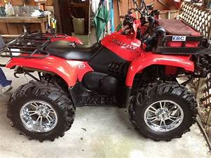 2005 Yamaha Grizzly 660 4x4  6 000 Possible Trade