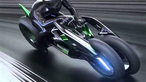 Check Out Kawasakis Incredible Futuristic Electric