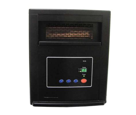 infrared ls for healing lifesmart renew ls1500 4 1500w infrared heater