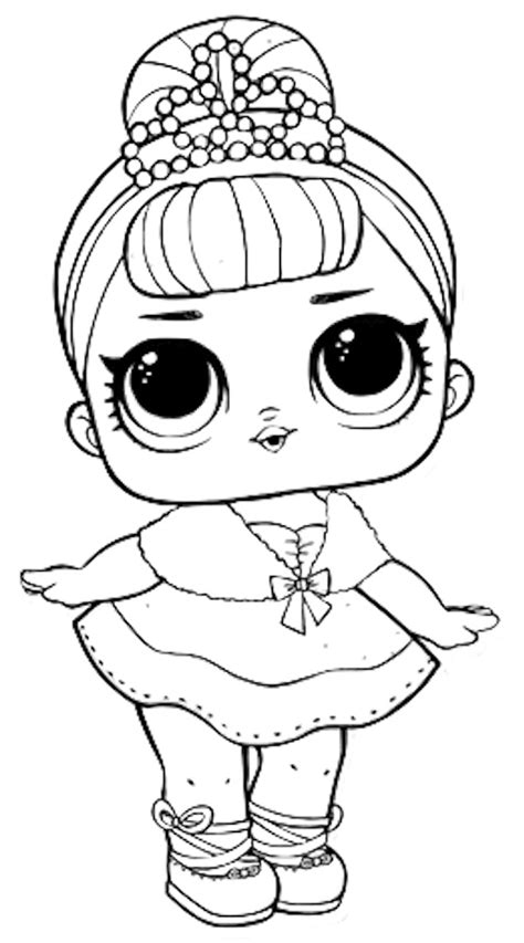Coloring Lol Dolls by Coloring Pages Of Lol Dolls 80 Pieces Of Black