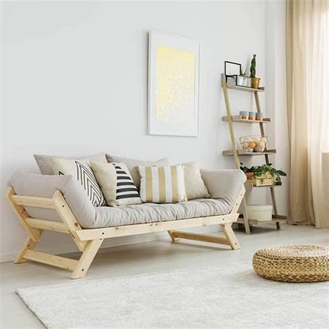 Convertible Settee by Alula A Comfortable Convertible Sofa Chaise Longue