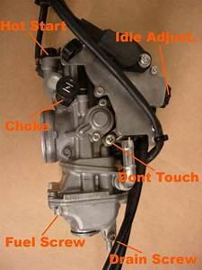 05 Yfz Carburetor Diagram