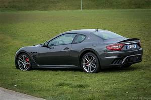 2018 Maserati Granturismo Mc Review
