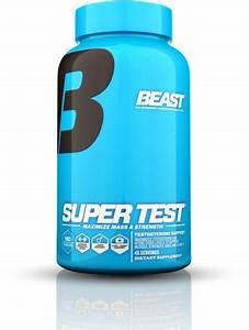 Beast Super Test At Bodybuilding Com  Best Prices For Super Test