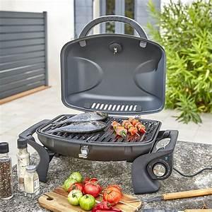 Petit Barbecue Électrique : le barbecue lectrique id al pour les balcons leroy merlin ~ Farleysfitness.com Idées de Décoration