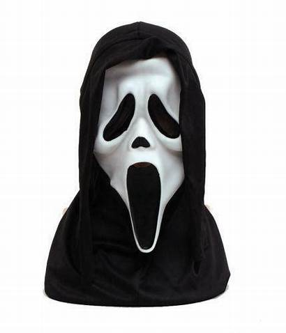 Mask Scream Face Scary Halloween Ghost Horror
