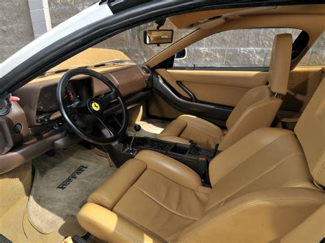 Ferrari Testarossa Supercar Interior G Wallpaper