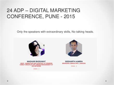digital marketing conference 2015 digital marketing conference in pune 24 adp