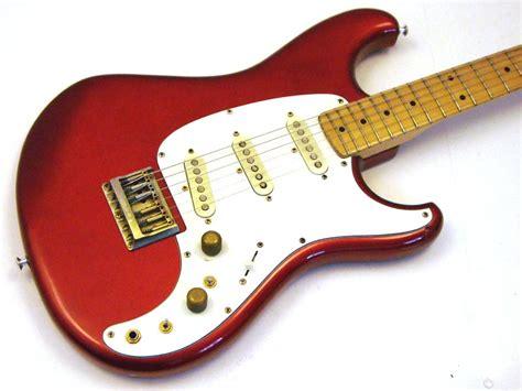 ibanez blazer  candy apple red guitar  sale wutzdog