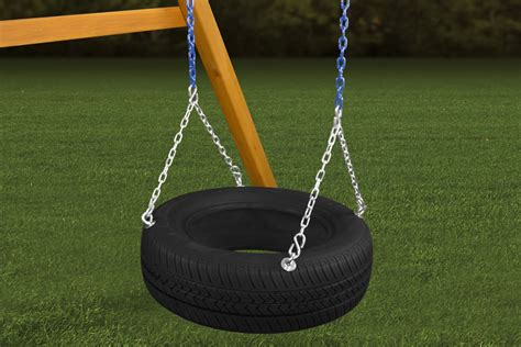 4 Chain Tire Swing  Playnation Of Georgia
