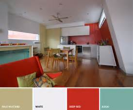 Small Kitchen Color Schemes