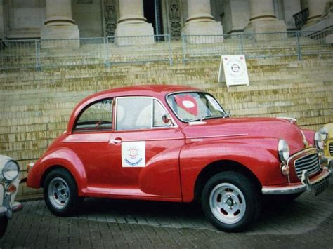 morris minor  flo gallery  classic cars