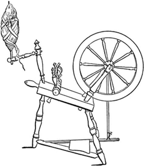 Diagram Spinning Wheel Clipart Etc