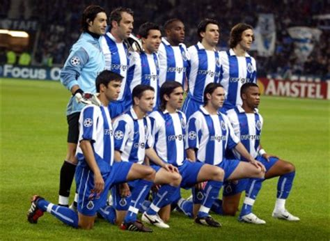 Fc Porto Team by Where Are They Now The Porto Team That Won The Chions