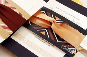 african inspired wedding invitations bellafricana digest With order wedding invitations online south africa