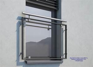 franzosischer balkon glas md07ap pulverbeschichtet With französischer balkon mit sicherungskasten außenbereich garten