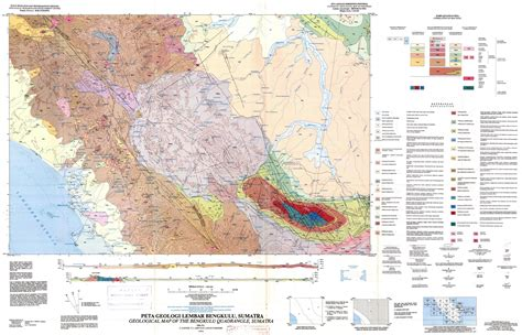 iagibengkulu peta geologi lembar bengkulu sumatera
