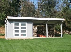 Abri De Jardin Avec Terrasse : abri de jardin tonnelle ~ Dailycaller-alerts.com Idées de Décoration