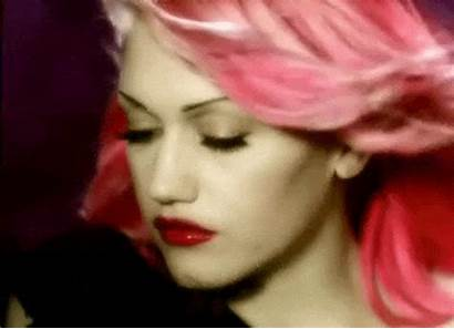 Gwen Stefani Hair 90s Pink Lipstick Makeup