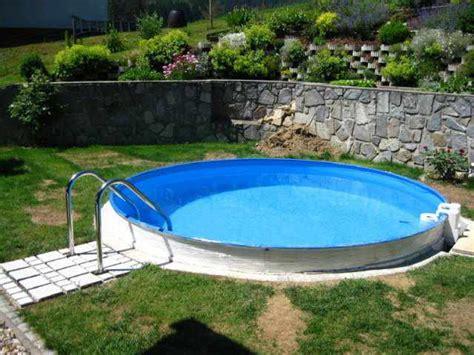 günstige pools zum eingraben stahlwandpool rund aufbauanleitung pooldoktor at