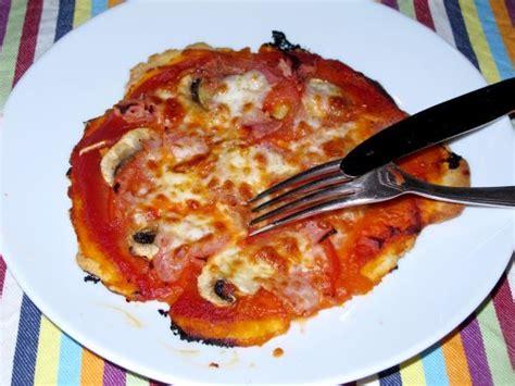 recette facile de pizza