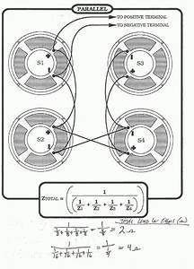 Wiring Diagram Marshall 1960a Cabinet