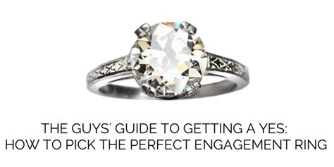 how to an engagement ring style
