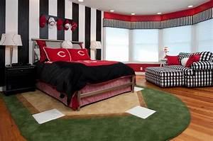 Boys Baseball Bedroom Marceladick com