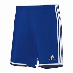 ADIDAS CLIMACOOL HERREN Sporthose kurz Größe M Farbe Blau