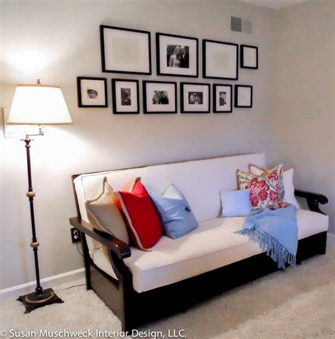 futon bedroom ideas small living room office with futon