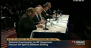 Gulf Of Mexico Oil Spill Commission  Scientists Panel
