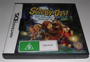 Scooby Doo And The Spooky Swamp Nintendo Ds 2ds 3ds Game