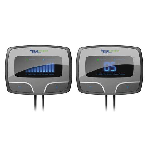 aquascape iongen aquascape iongen system g2 algae controller