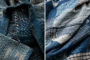 Beautiful boro textiles - Decorator's Notebook