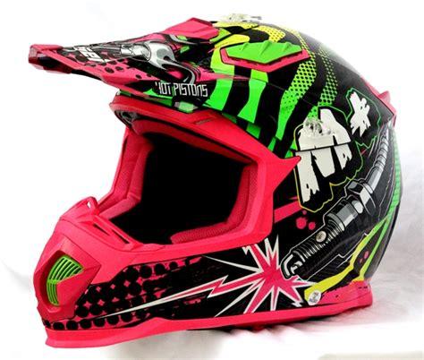 pink motocross helmets masei m pink 315 atv motocross motorcycle ktm helmet