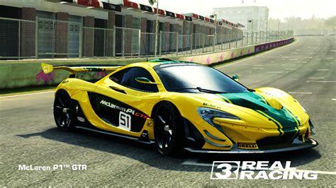 真實賽車3 Real Racing 3 Mclaren P1™ Gtr 試駕