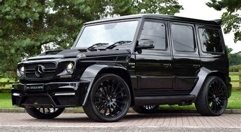 Mercedes Benz Gclass Onyx, Savage Suv With 700hp Newfoxy
