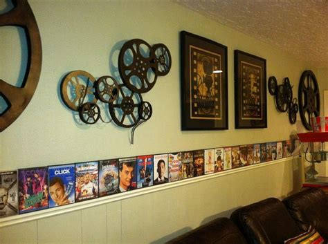 These wall decor ideas and tips will help you out. 20 Collection of Home Theater Wall Art | Wall Art Ideas
