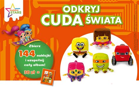Nickelodeon Poland And Stokrotka Partner For