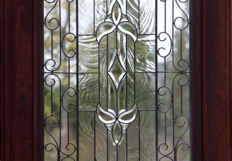 Wrought Iron Entry Doors And Windows — Home Ideas