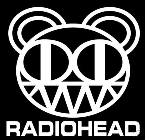 Radiohead Bear