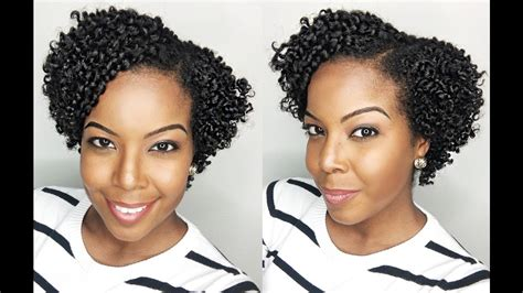 Twist Out Hairstyles For by How To Flat Twist Out On Hair Twa