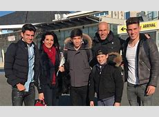 Zinedine Zidane's 4 sons could save Real Madrid from a