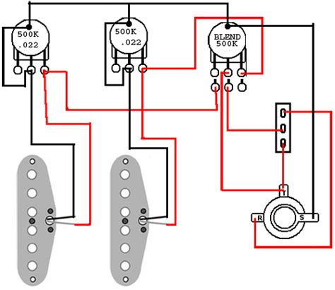 Guitar Blend Pot Wiring Diagram by Stereo Guitar Wiring That Allows Stereo And Mono