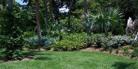 Tropical Landscape Design Ideas Florida For Backyard