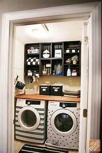 laundry room makeovers 25 Small Laundry Room Ideas