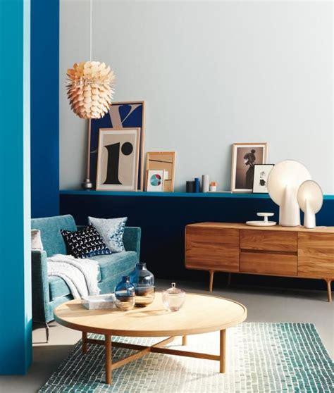 Schwarzes Sofa Welche Wandfarbe by Farbenmix Trendkombinationen Bei Wandfarben Petrol Und