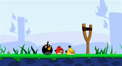 video angry birds start  question  strategy