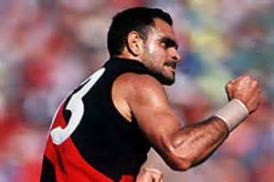 Michael Long during his playing days - ABC News ...